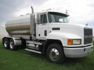 Fertilizer Trucks Side