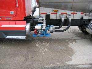 Agricultural Fertilizer Trucks Bottom