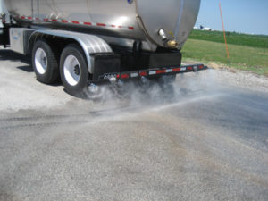 Water Truck Spray