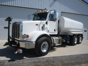 Water Truck Front