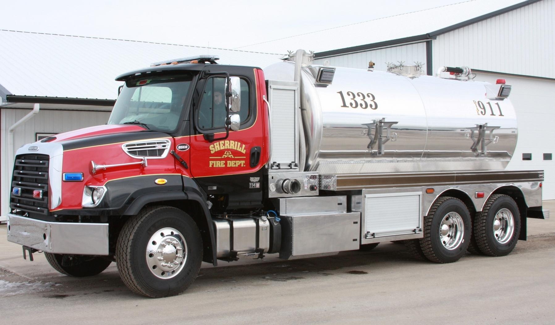 Truck Spotlight Fire Trucks Osco Tank Sales Schematic