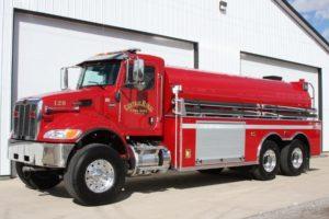 BEACH, F fire apparatus fire tanker