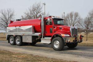 grenora fire dist tank truck