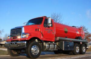 Blandinsville Fire Department - Blandinsville, IL