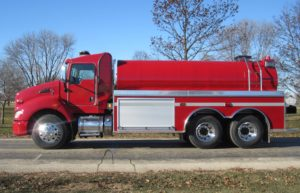 2012 Kenworth T440 tandem axle