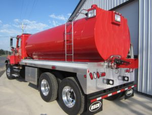 2003 International 5500 tandem axle