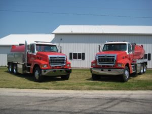 Stockton Fire Department - Custer, WI