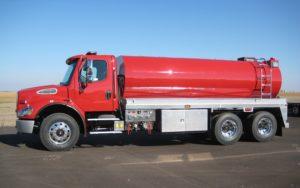 st. agatha tank truck
