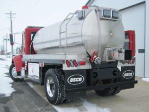 jackson twnsp trustee tank truck