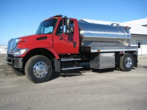 city of otho tank truck