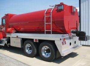 Wyatte-Chulahoma VFD tank truck