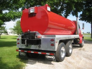 SW Pickaway Fire Dist. tank truck
