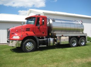 new haven vfd tank truck