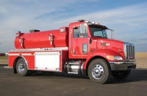 lake park fire dept fire tank truck