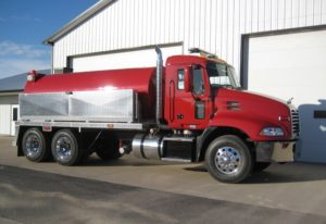 washington parish fpd tank truck