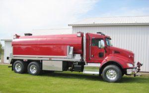 NewRaymer-Stoneham FPD tank truck