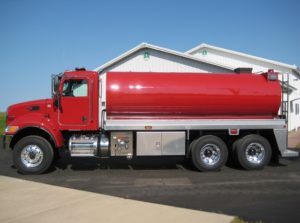 arlington fire protection dist. tank truck