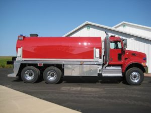 arlington fire protection dist. tank truck