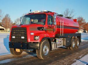 phillips 66 tank truck