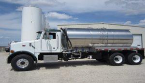 osco tank tanker fertilizer banner