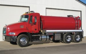 washington parish fpd tank truck