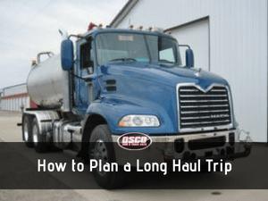 How to Plan a Long Haul Trip
