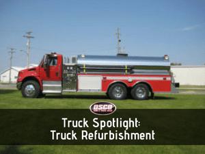 Truck Spotlight: Truck Refurbishment