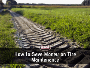 How to Save Money on Tire Maintenance