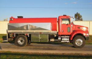 North Granville Hose Company, Inc. fire tank truck