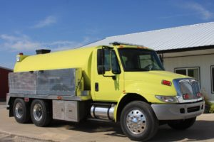 Osco Tank & Truck Services summertime maintenance