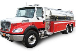 Fire Apparatus from Osco Tank and Truck Sales