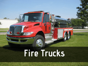 Commander Fire Apparatus Series Side