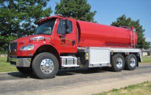 Stonington fire apparatus fire tanker