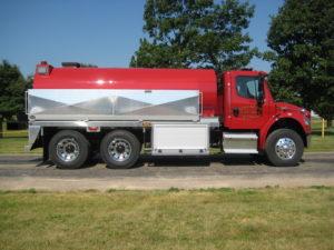 fire apparatus fire tanker