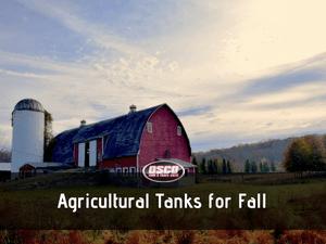 agricultural tanks
