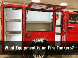 fire tanker equipment