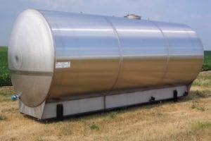 osco fertilizer tank stainless steel