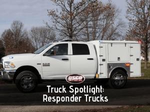 truck spotlight responder trucks