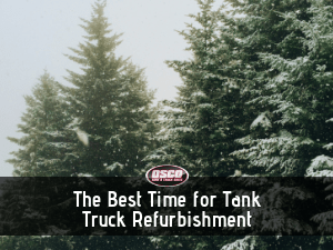 tank truck refurbishment
