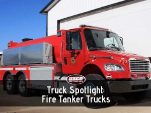 truck spotlight fire tanker trucks