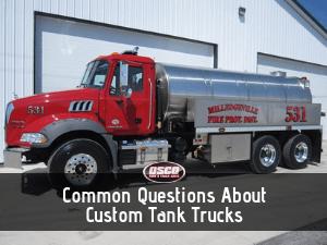 custom tank truck