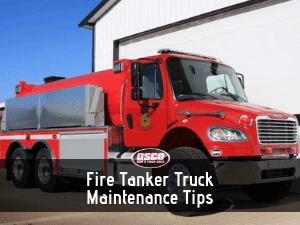 fire tanker truck