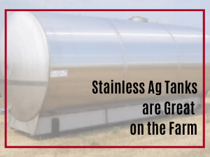 Osco Tank and Truck Sales stainless ag tank